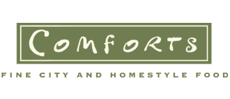 Comforts – Cafe, Take-out and Catering